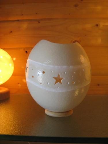 Teelichter Sternzauber